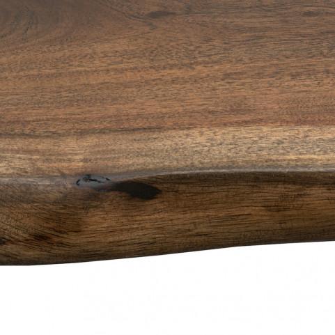 Стол из массива, ДЖИВАН sigar silver, 1.5 метра